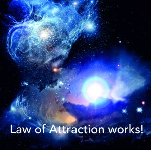 Yes! Law of Attraction works. This is what has happned with me!