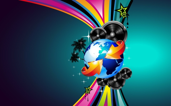 music digital art around the world 1920x1200 wallpaper_wallpaperswa.com_5
