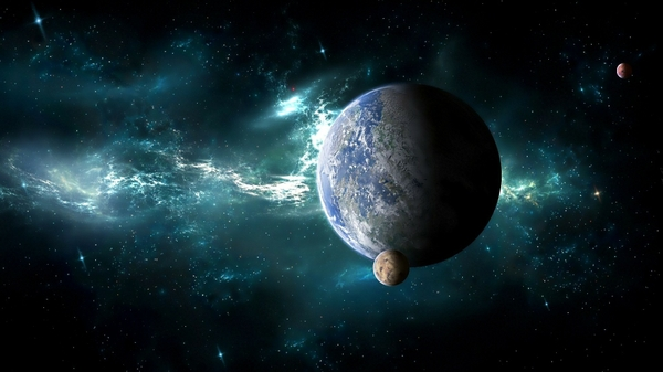 outer space galaxies planets fantasy art artwork fantasy world 1920x1080 wallpaper_wallpaperswa.com_88